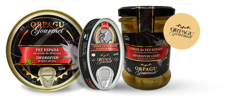 canned seafood gourmet