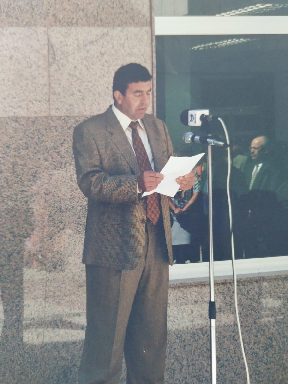 Presidente Fundador de ORPAGU